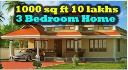 Beautiful Home Plan Below 10 Lakhs Everyone Will Like | Acha Homes