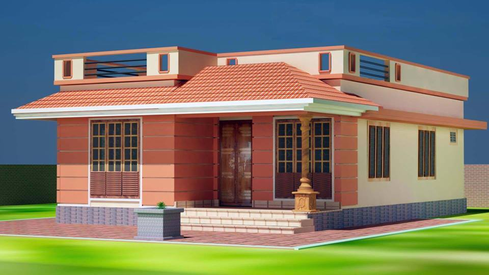 Low cost budget home plans everyone will like homes in for Budget home designs india