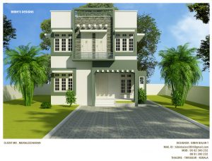Modern House Designs Concept With Pdf