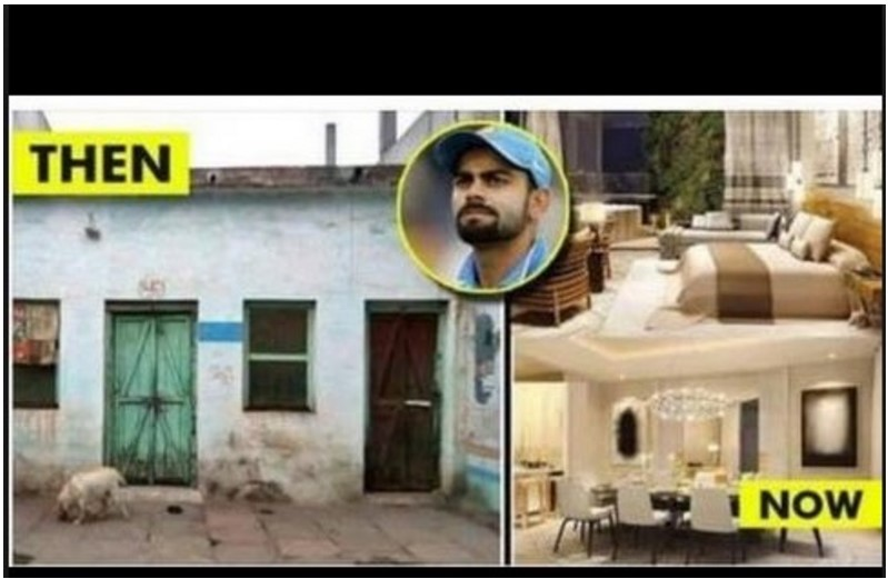 Virat Kohli House News Acha Homes
