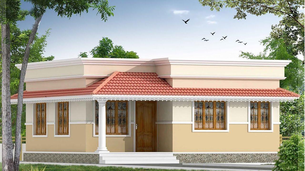 Beautiful Home Plan Below 10 Lakhs Acha Homes