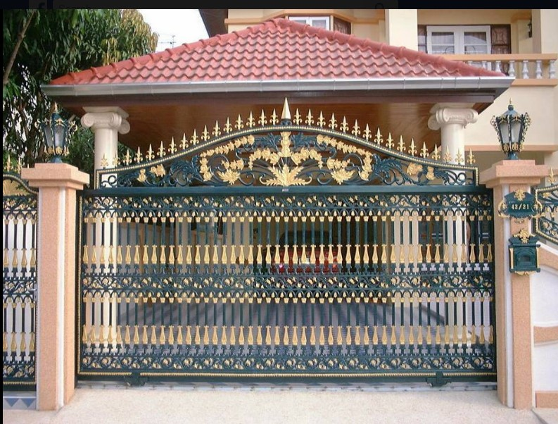 Modern and Traditional Frond Gate Design ideas, Images, Types