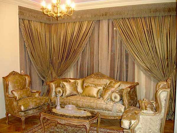 This Modern Luxury Curtain Design Is An Extra Ordinary One Which Makes Out  A Distinctive Design.The Curtain Designs Mainly Color Choosing Grey, White,  ... Part 76
