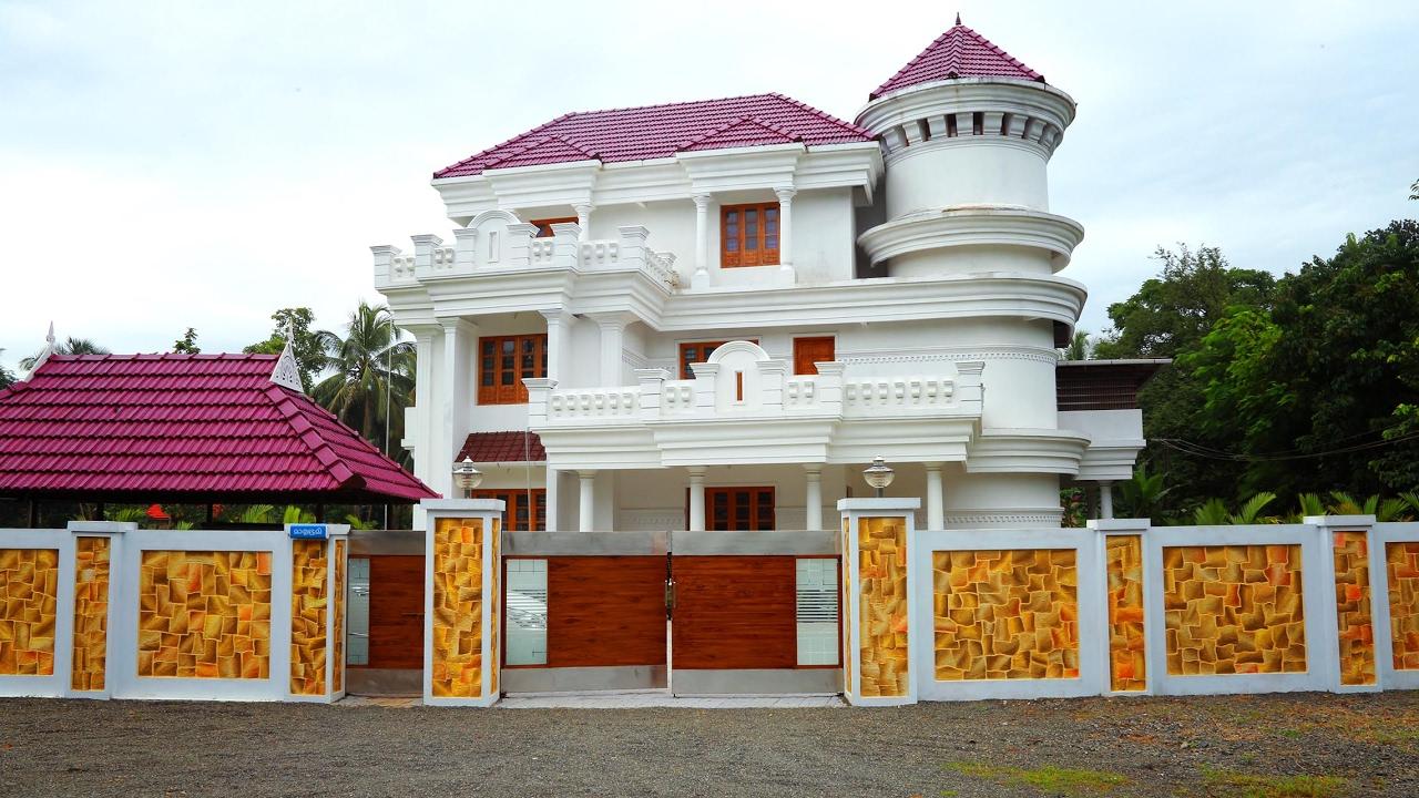 4347 square feet three floor amazing home design homes for 3 floor house
