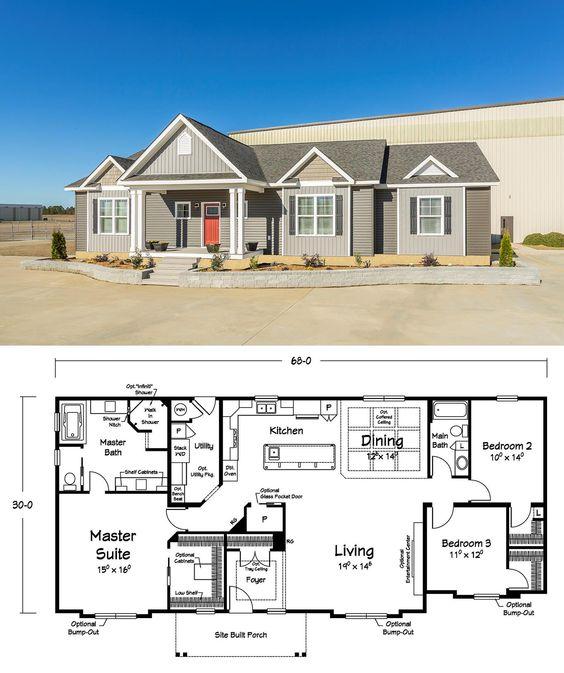 30 feet by 68 feet home plan everyone will like acha homes - Simple floor plan maker free ...