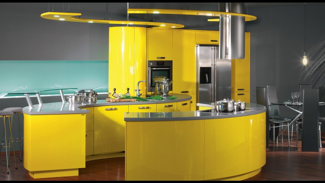 kitchen design ideas & Awesome Modern Kitchen Design Ideas Everyone Will Like | Acha Homes