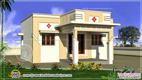 Single Floor House Plan Design Ideas
