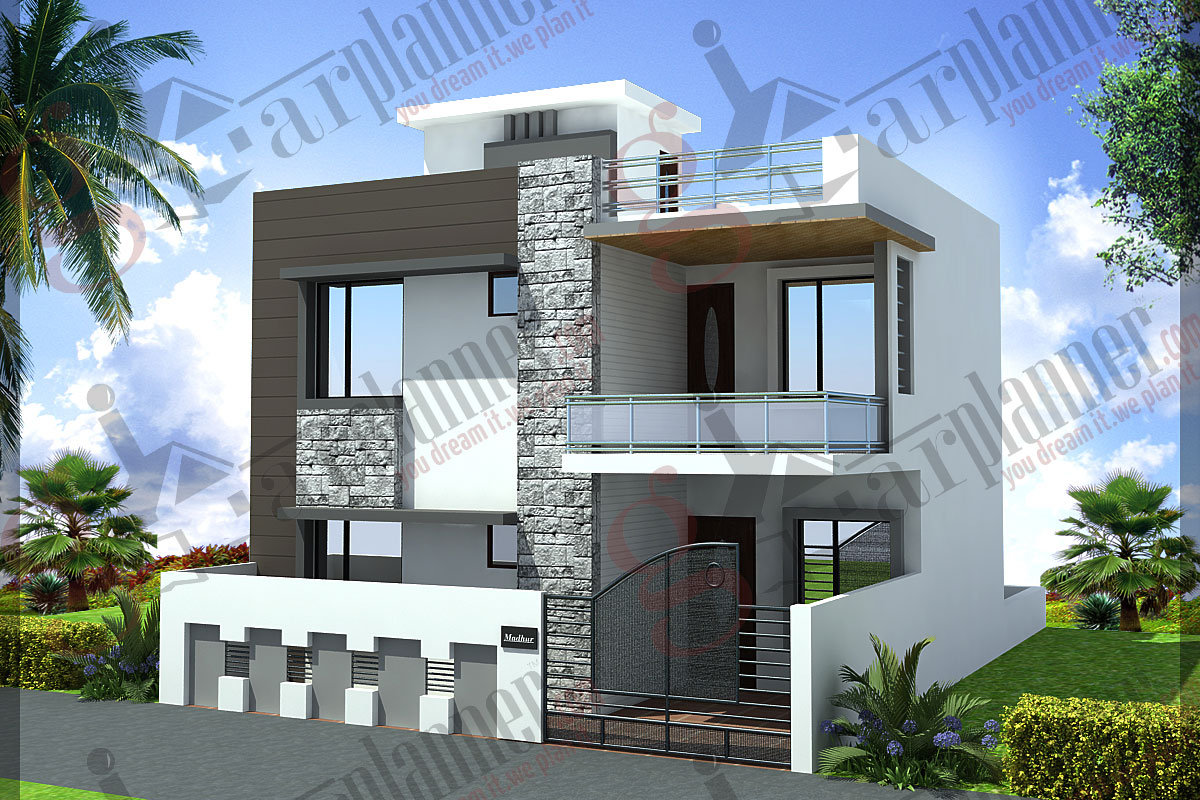 1000 square feet home plans homes in kerala india for Design duplex house architecture india