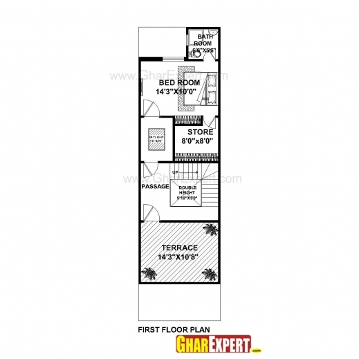 Home Design 15 By 60: 15 Feet By 60 House Plan Everyone Will Like