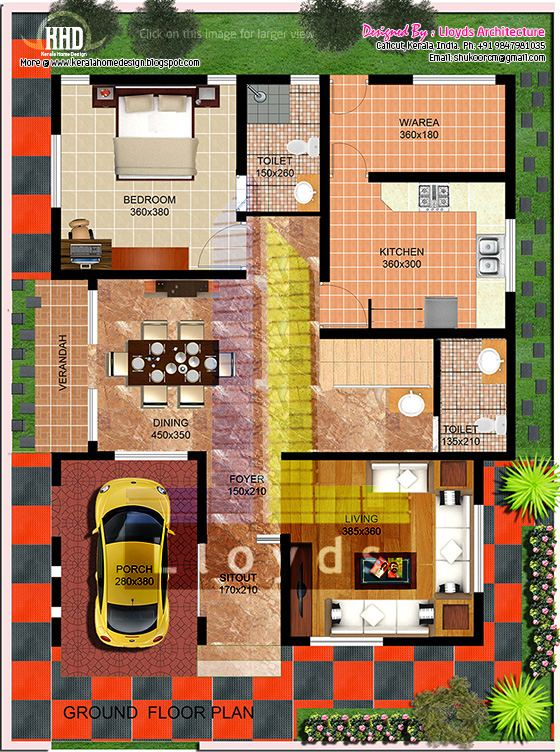 2000 Square Feet Stylish House Plans Everyone Will Like