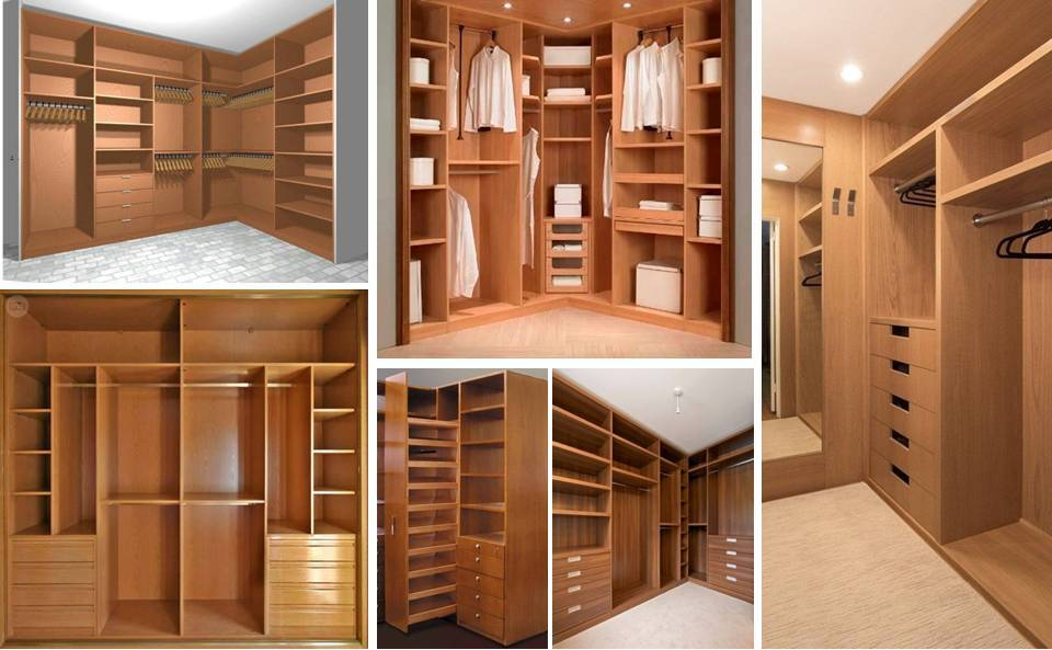5 Modern Wardrobe Closet Designs Everyone Will Like | Acha ...