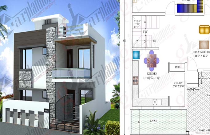 1000 square feet home plans homes in kerala india Architecture design for home in india free