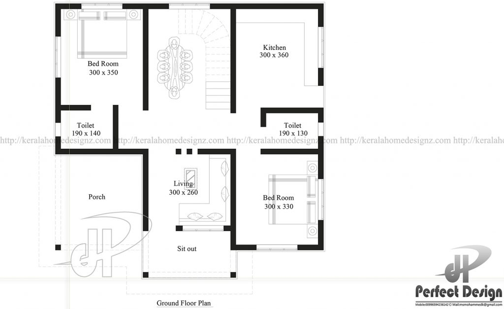 900 Square Feet House Plans Everyone Will Like | Acha Homes