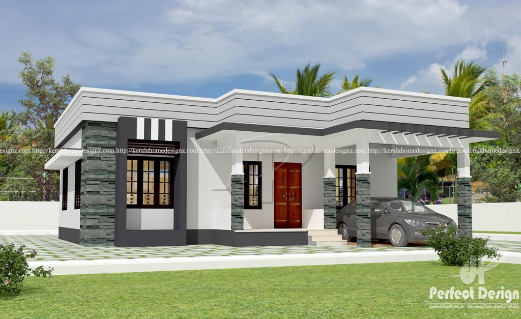 A dream home for approximate cost rs 7 lakhs homes in for Dream house builder