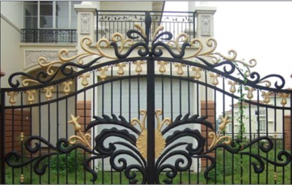 Beautiful Gate Design Ideas Photos - Interior Design Ideas ...