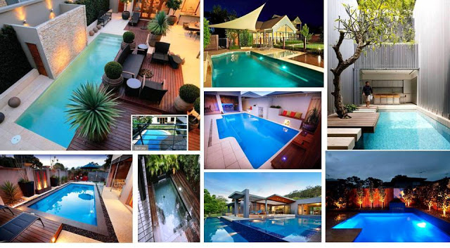 Modern Swimming Pool Design Ideas You Will Love It Acha Homes - House-swimming-pool-design