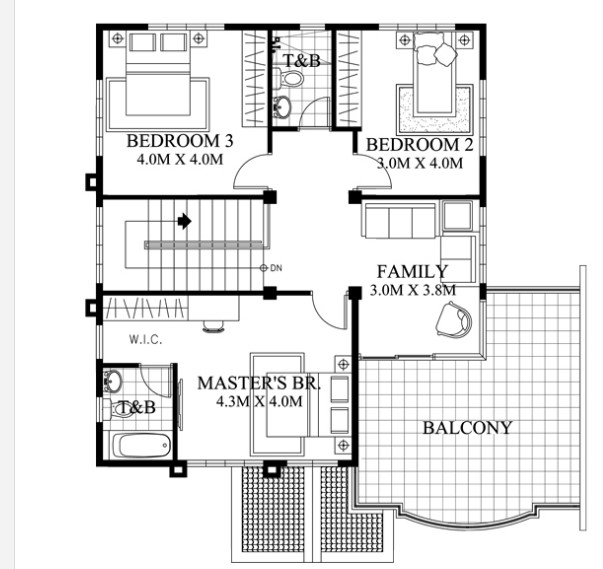 House Plan For 33 Feet By 40 Feet Plot Everyone Will Like: 2200 Square Feet Four Bedroom Beautiful And Stylish Home