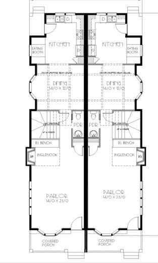 multi house plan 2