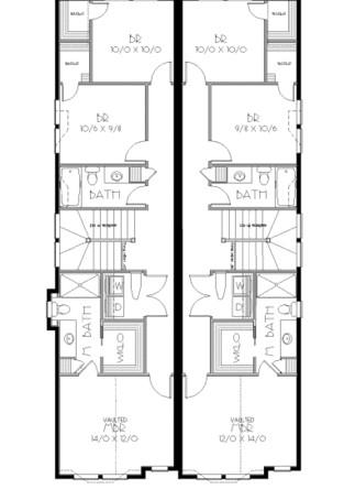 multi family home plan 3
