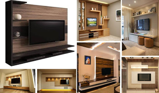 Tv Stand Designs Kerala : Stylish tv wall stand ideas you will love it acha homes