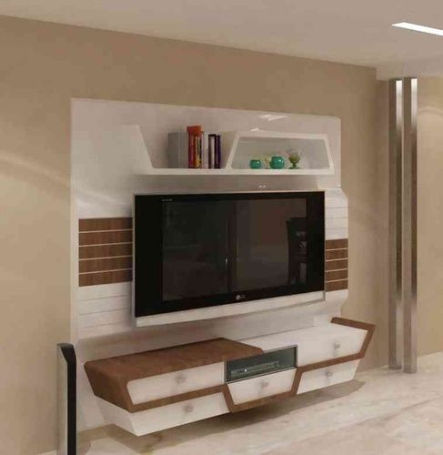 Home Interior Design Ideas Hyderabad: Stylish TV Wall Stand Ideas You Will Love It