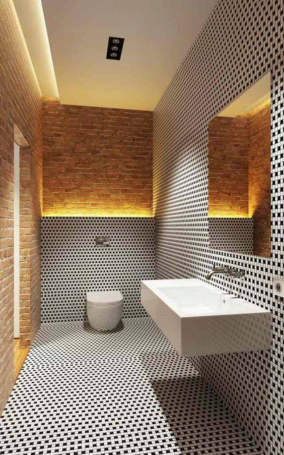 Simple Bathroom Designs For Small Spaces | Acha Homes