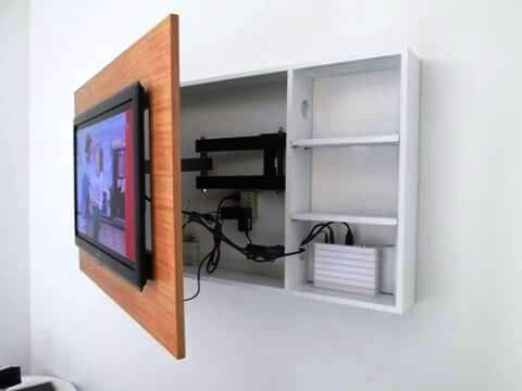 Tv Stand Designs Kerala : Creative best idea to the tv stand on wall without show wire