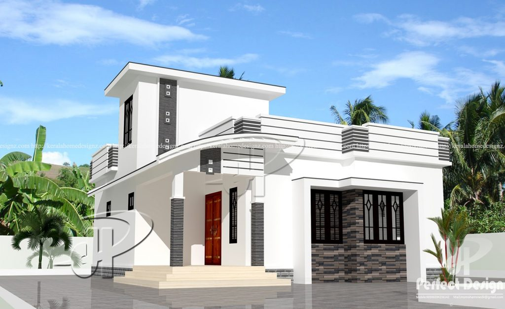 Indian style house plan 700 square feet everyone will like South indian style house plans with photos