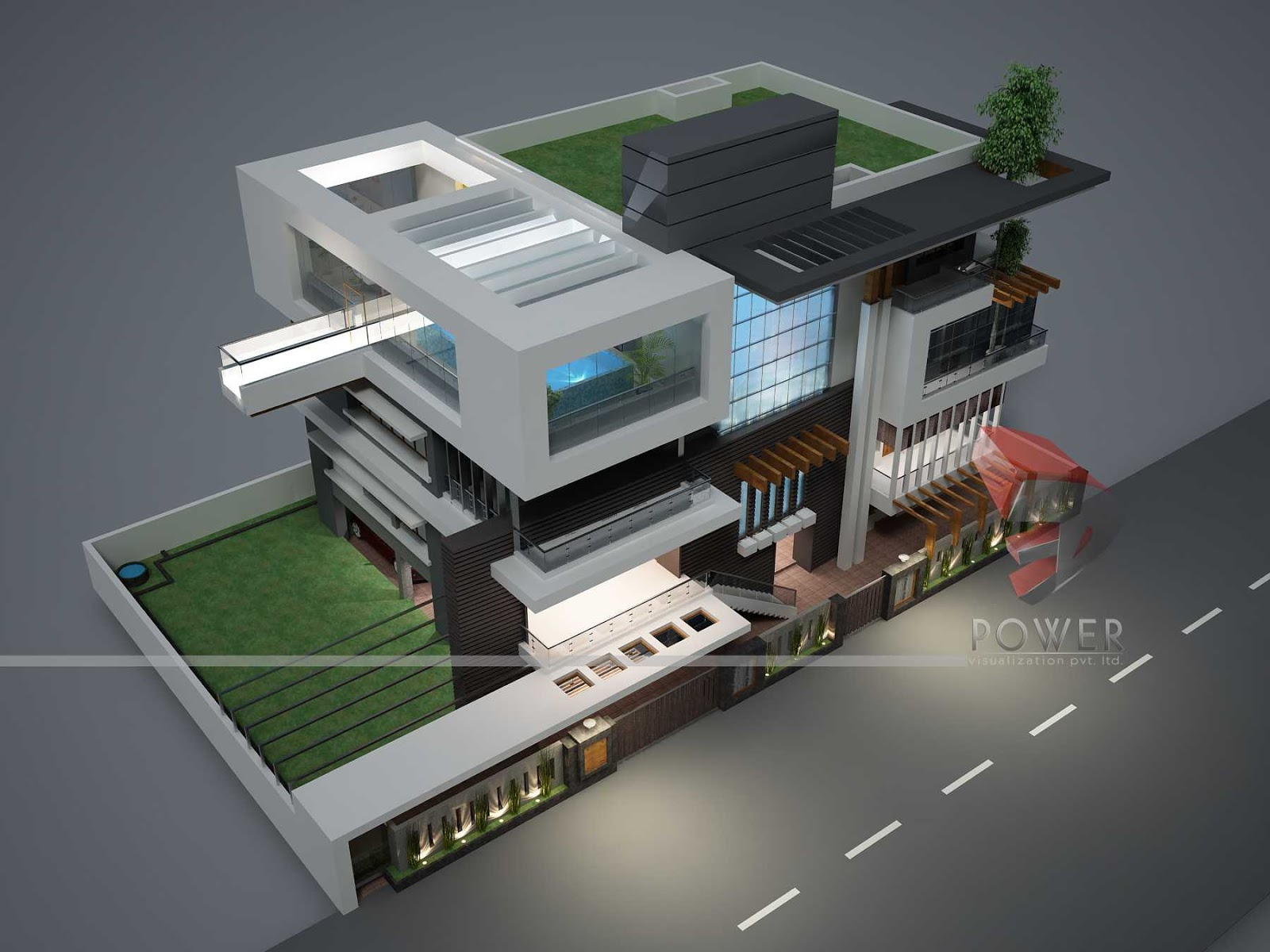 modern home design plans ultra modern house plans homes in kerala india 20702