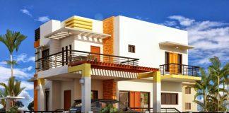 Wonderful U0026 Stylish Contemporary Home 1600 Square Feet