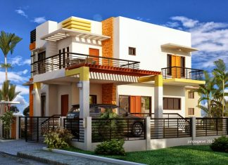 Wonderful U0026 Stylish Contemporary Home 1600 Square Feet