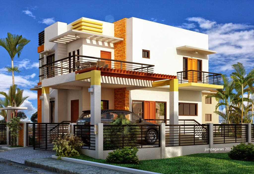 Wonderful stylish contemporary home 1600 square feet for House design collection