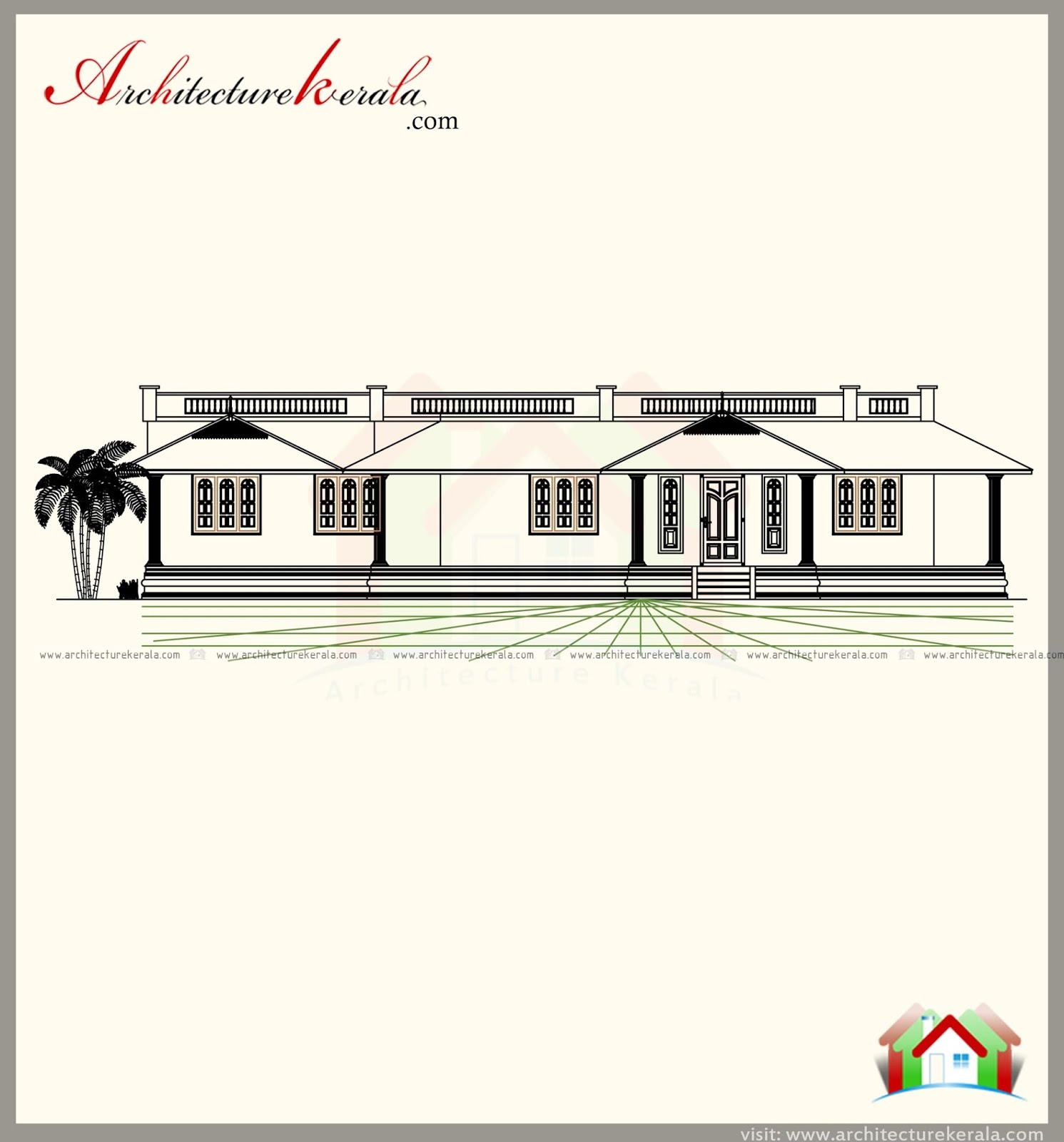 1700 Square Feet Traditional House Plan You Will Love It