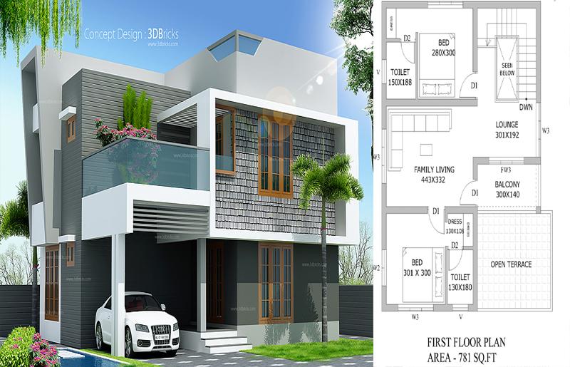 3 Lakh Home Plan Copy Acha Homes