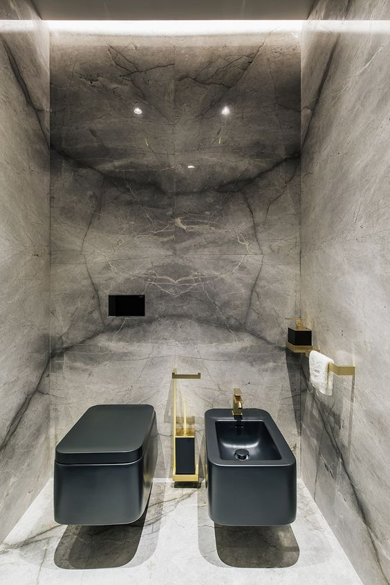 32 Best Small Bathroom Design Ideas And Decorations For 2020: 40 Of The Best Modern Small Bathrooms & Functional Toilet