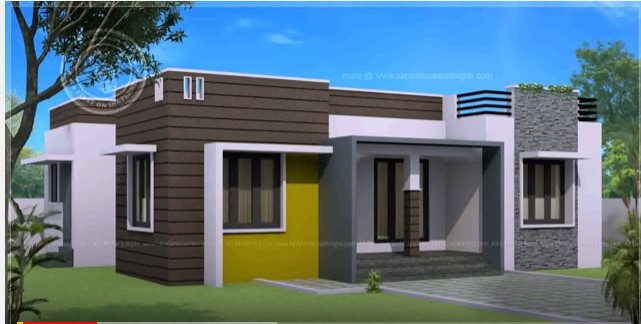 20 x 30 plot or 600 square feet home plan homes in for Build a house for 100 per square foot