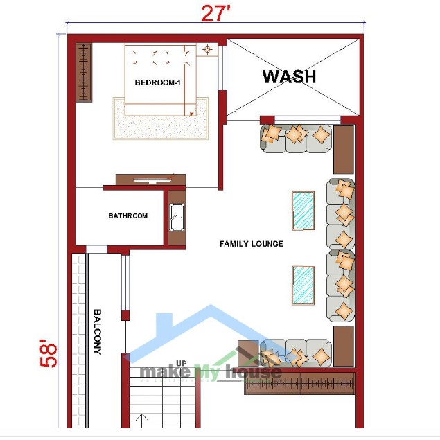 25X60 Beautiful House Plan Everyone Will Like