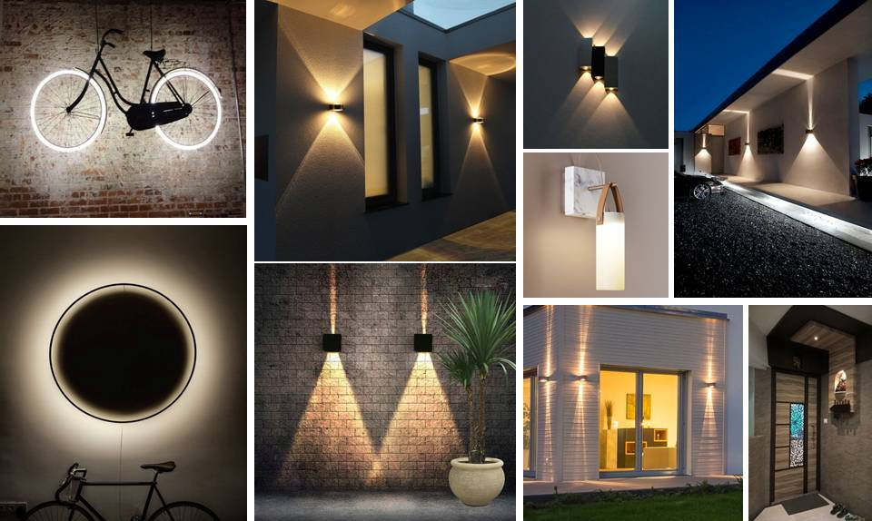 7 outdoor wall lights ideas everyone will like homes in kerala india 25 outdoor wall lights ideas aloadofball Gallery