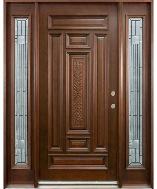 Contemporary Door Design Ideas: Wooden Main Doors Design For Home Everyone Will Like