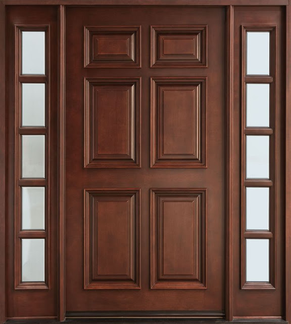 Wooden Main Doors Design For Home Everyone Will Like | Homes in ...