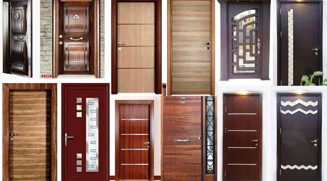 The Modern Interior Solid Wood Door Designs Acha Homes