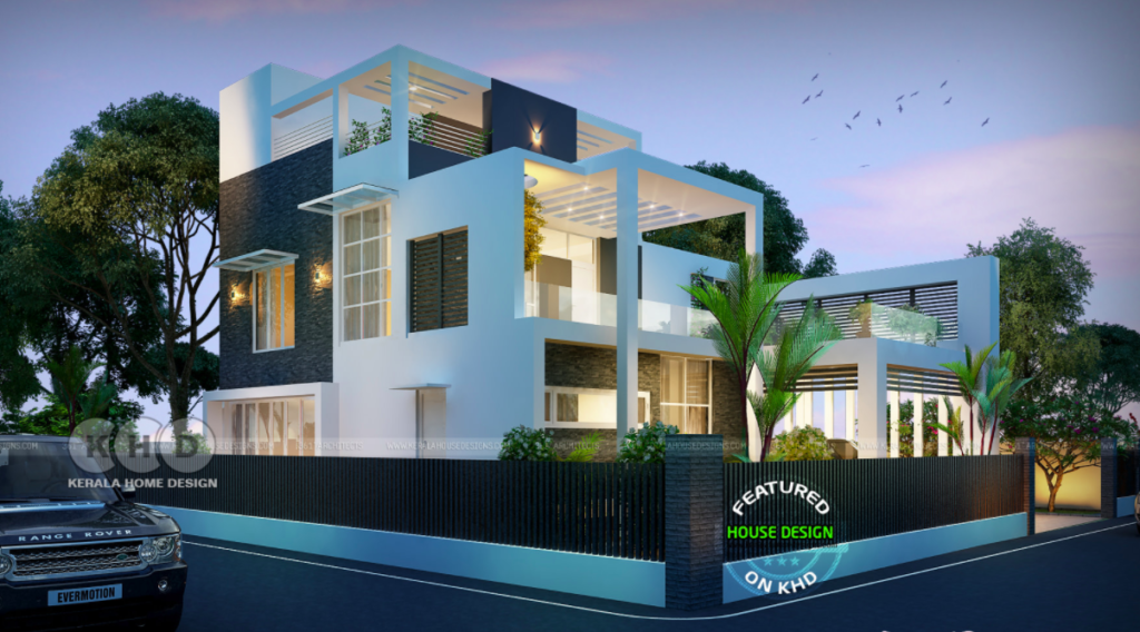 . 5 bedroom 2476 Square Feet Beautiful House   Acha Homes