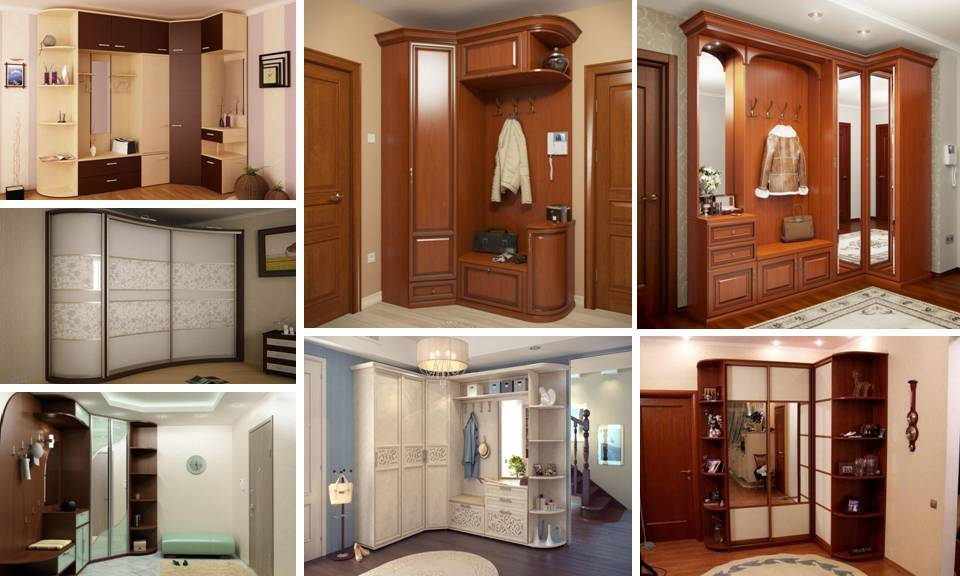 Top 15 Custom Corner Wardrobe Designs Ideas on Plants Floor Plan Design
