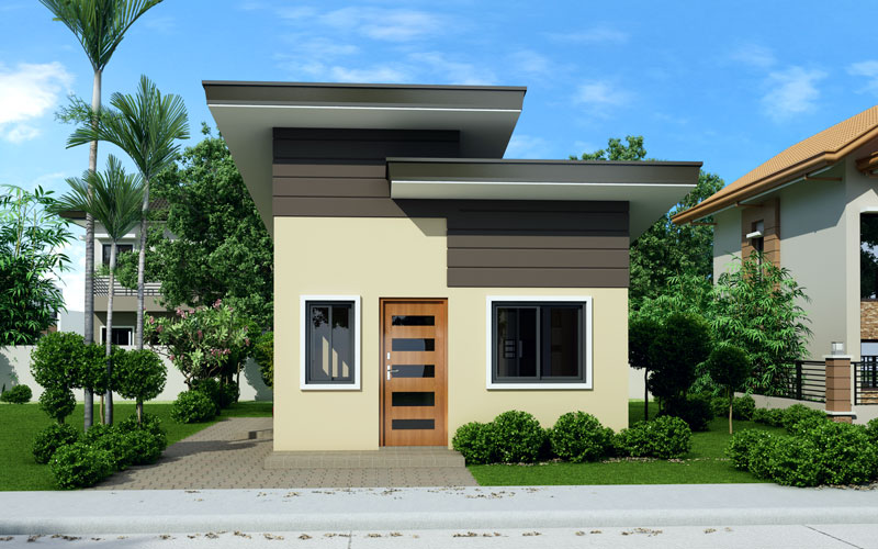 Minimalist House Plan For 39 Square Meters Everyone Will Like Acha