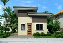 15 feet by 40 East Facing Beautiful Duplex Home Plan