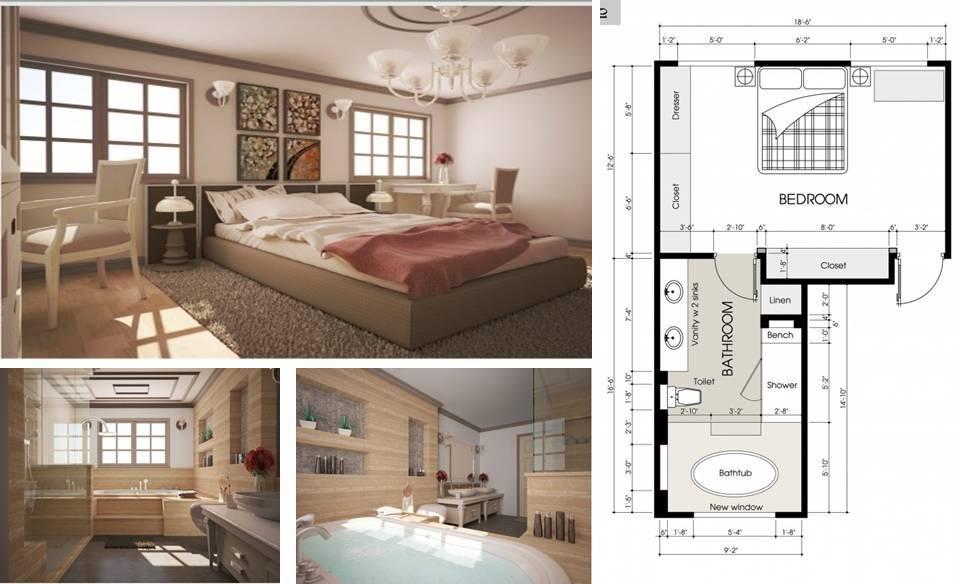 Trending Small Apartment Design Under 50 Square Meters Acha Homes