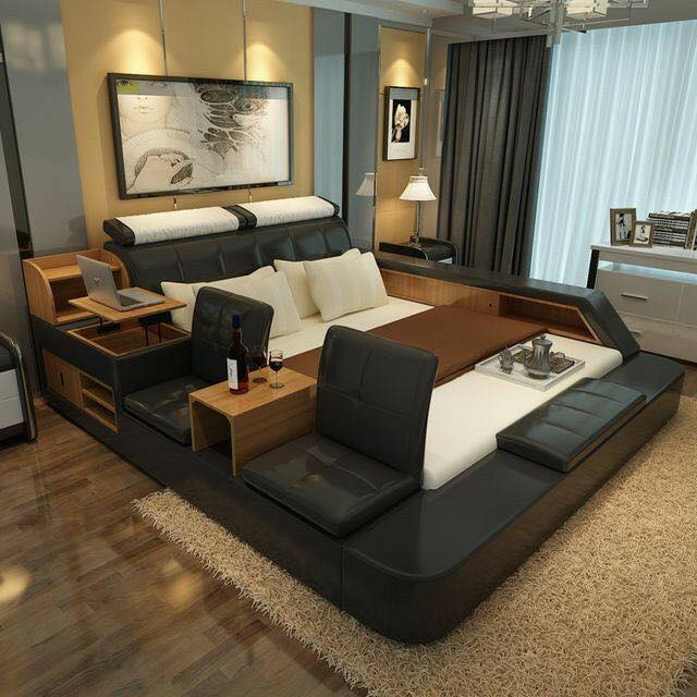 10 Great Ideas To Jazz Up A Small Square Bedroom: Top 20 Modern Interior House Design For Beautiful Private