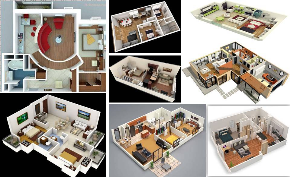 Top 10 Modern 3d Small Home Plans Everyone Will Like Acha Homes