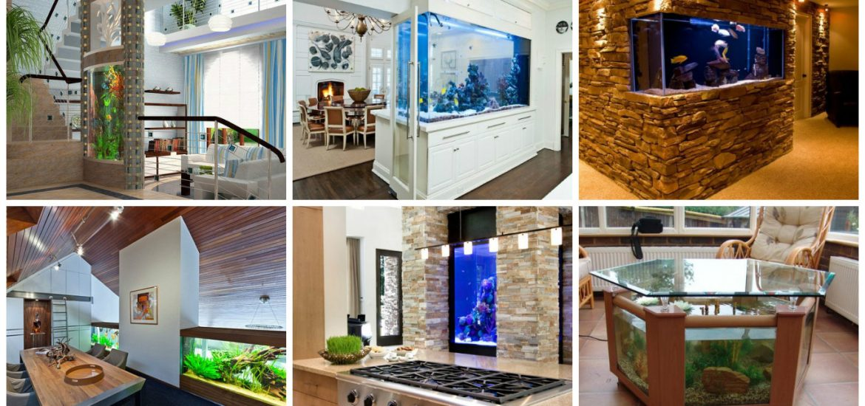 15 Amazing Home Aquarium Ideas You Must See Acha Homes