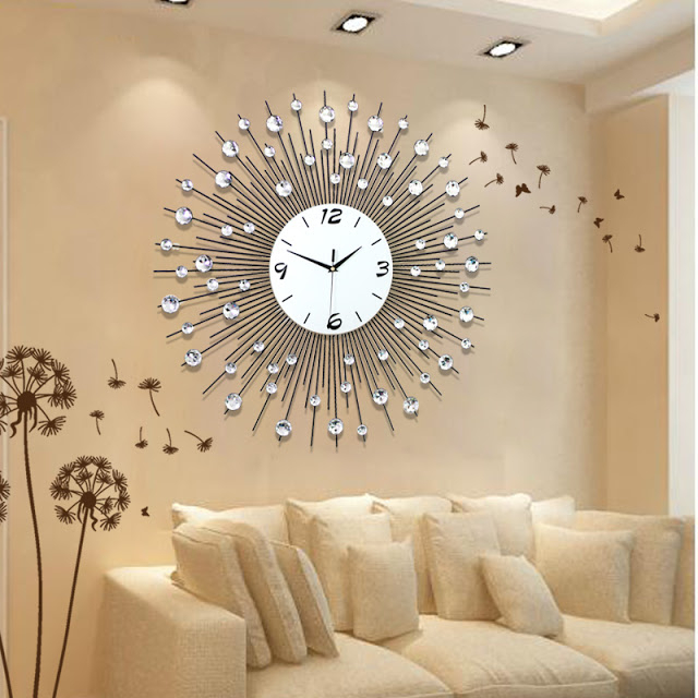 Step by Step Process for How to design a wall clock | Acha Homes